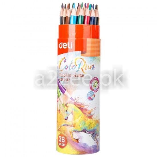 Deli Stationery - Colored Pencil (36 colors)