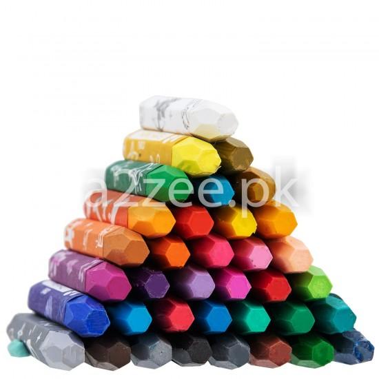 Deli Stationery - Oil Pastel (36 colors)