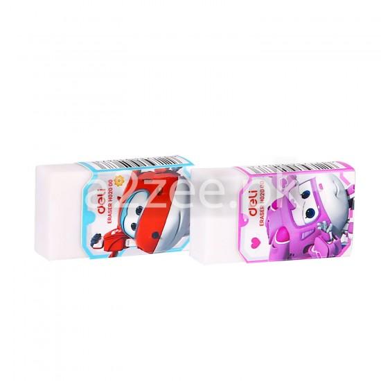Deli Stationery - School Eraser (30 Per Box)