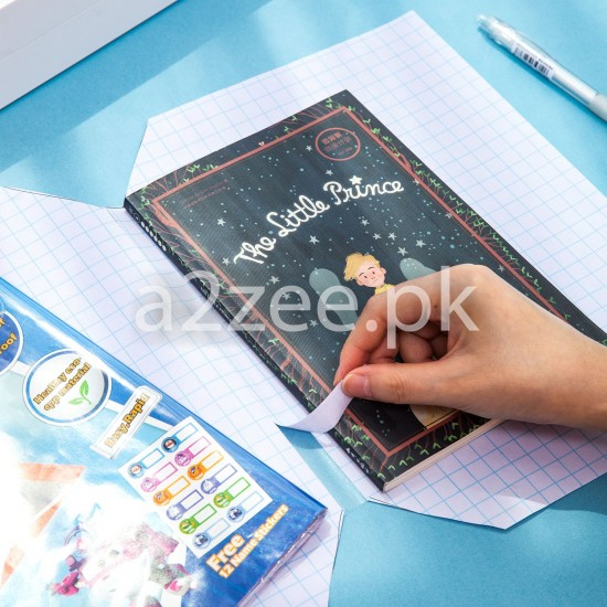 Deli Stationery - School Book Cover (01 Per Piece)