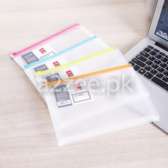Deli Stationery - Zip Bag (01 Piece)