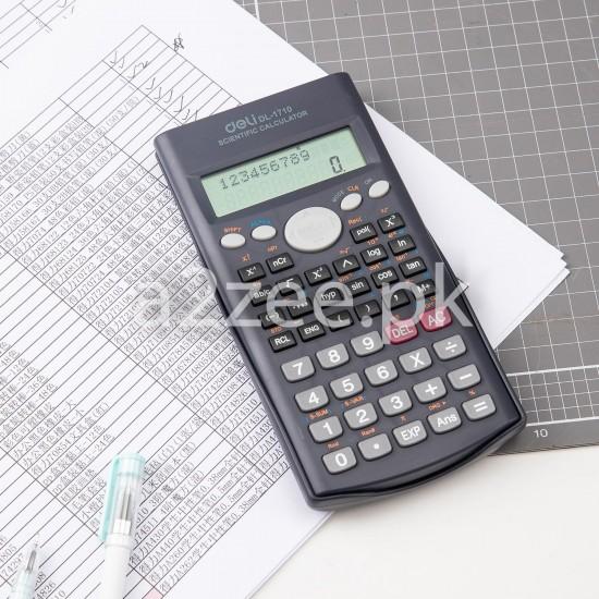 Deli Stationery - Scientific Calculator (01 Per Piece)