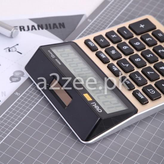 Deli Stationery - Desktop Calculator (01 Per Piece)