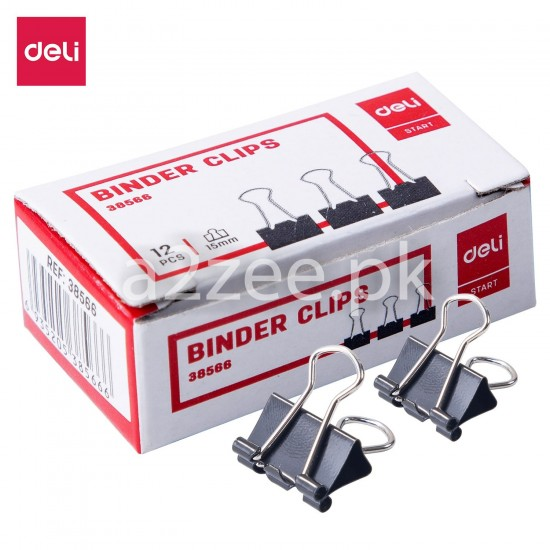 Deli Stationery - Binder Clip