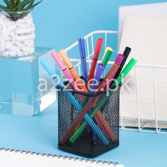 Deli Stationery - Felt Pen (12 Color)