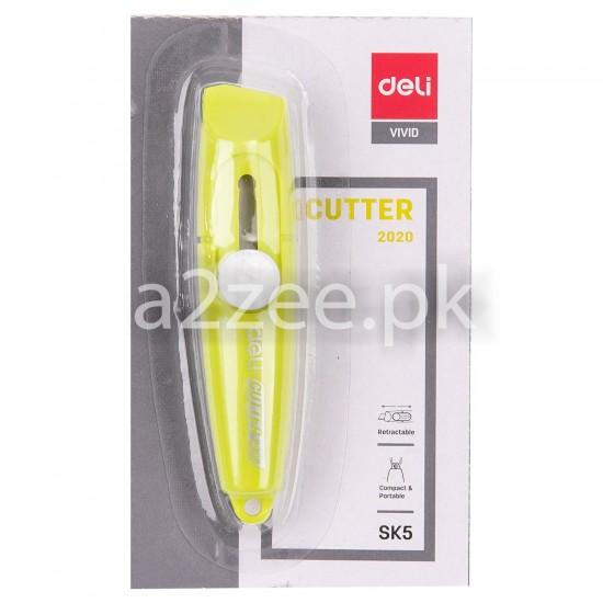 Deli Stationery - Cutter (01 Piece)