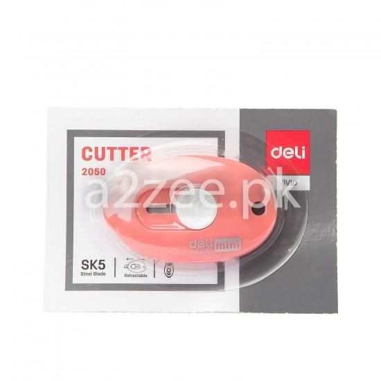 Deli Stationery - Cutter (01 Per Piece)