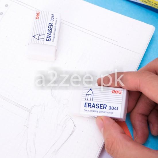 Deli Stationery - School Eraser (45 Per Box)