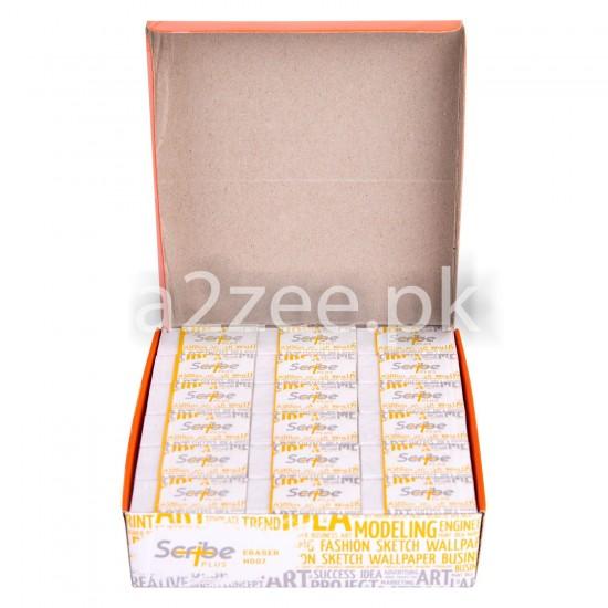 Deli Stationery - School Eraser (36 Per Box)