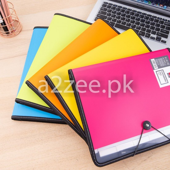 Deli Stationery - Expanding File