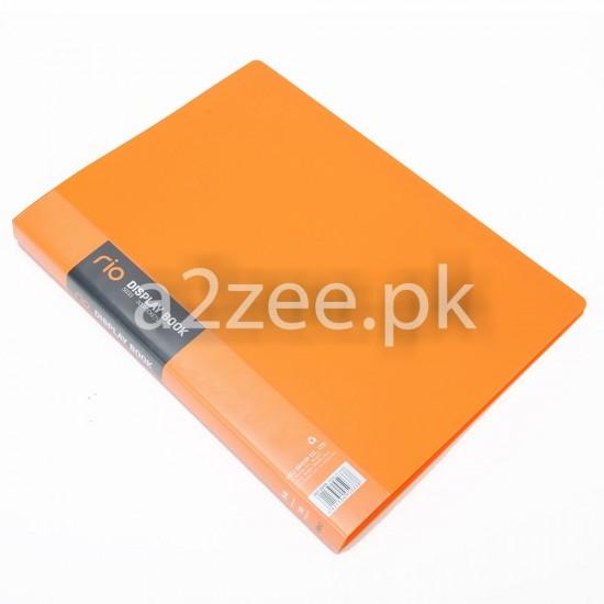 Deli Stationery - Display Book (01 Per Piece)