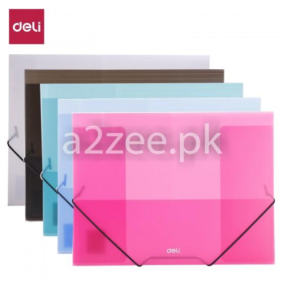 Deli Stationery - Folder (01 Per Piece)