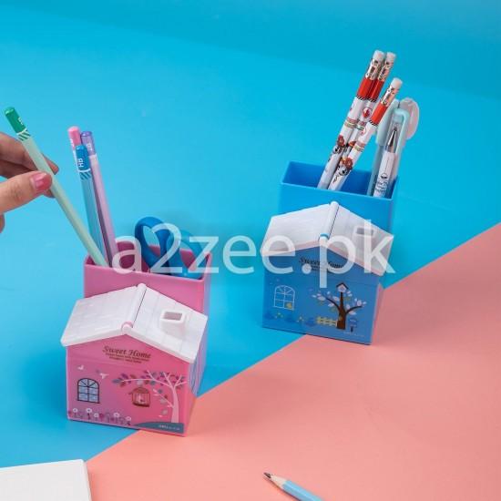 Deli Stationery - Pen Holder (01 Piece)