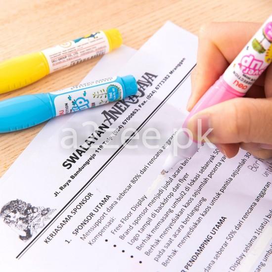 Deli Stationery - School Correction Fluid (01 Piece)