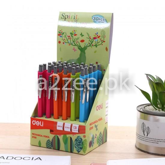 Deli Stationery - Mechanical Pencil & Leads (01 Per Piece)