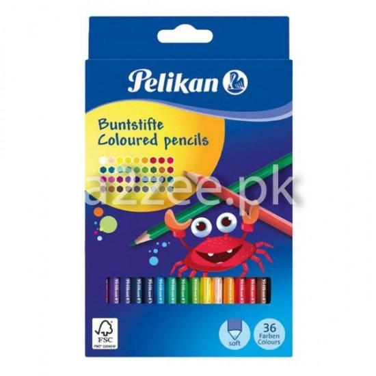 Pelikan Stationery - Pencils Box (36 Colors)