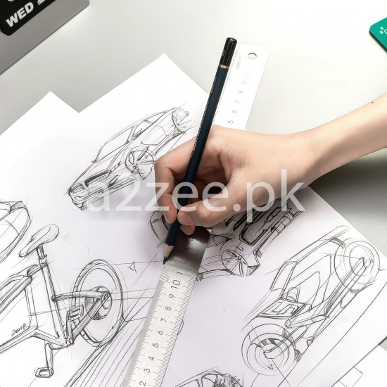 Deli Stationery - Measure Tapes & Rulers (01 Piece)