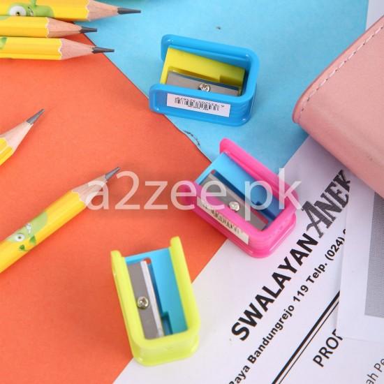 Deli Stationery - School Pencil Sharpener